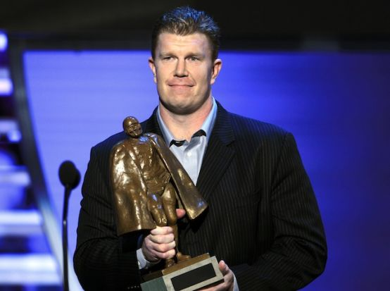 Matt Birk - NFL Man of the Year